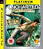 Uncharted: Drakes Fortune - Platinum Edition (PS3)