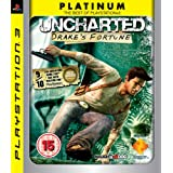 Uncharted: Drakes Fortune - Platinum Edition (PS3)by Sony