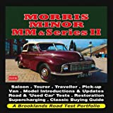 R. M. Clarke Morris Minor MM & Series II Road Test Portfolio (A Brooklands Books Road Test Series) (Brooklands Road Test Portfolios)
