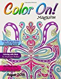 img - for Color On! Magazine: August 2016 (Volume 11) book / textbook / text book