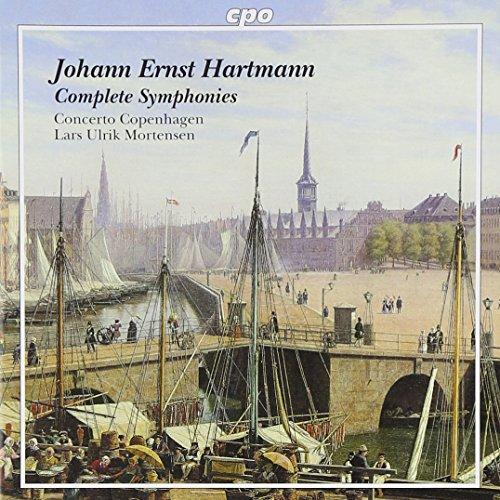 Hartmann: Integrale Delle Sinfonie