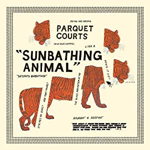 Sunbathing Animals: Parquet Courts: Musique