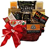Art of Appreciation Gift Baskets Some Like It Hot Spicy Gift Chest