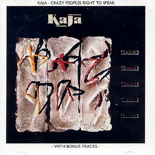 Crazy Peoples Right To Speak (1985) album by Kaja