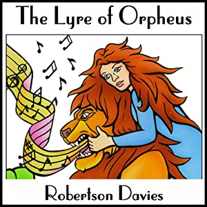 The Lyre of Orpheus Audiobook