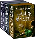 img - for Ash Grove Chronicles Boxed Set (The Shadow and the Rose, Casting Shadows, and Among the Shadows) (The Ash Grove Chronicles) book / textbook / text book