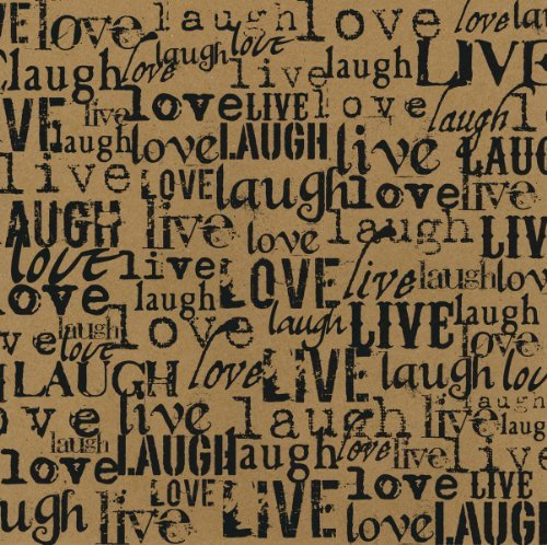 printed-single-sided-cardstock-12x12-black-kraft-live-love-laugh-15-per-pack-by-canvas