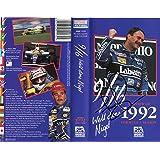 Formula 1 Grand Prix Review 1992  - Well Done Nigel ! [VHS]