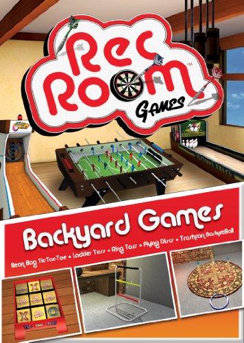 Rec Room Volume 4: Backyard Games [Download] front-700272