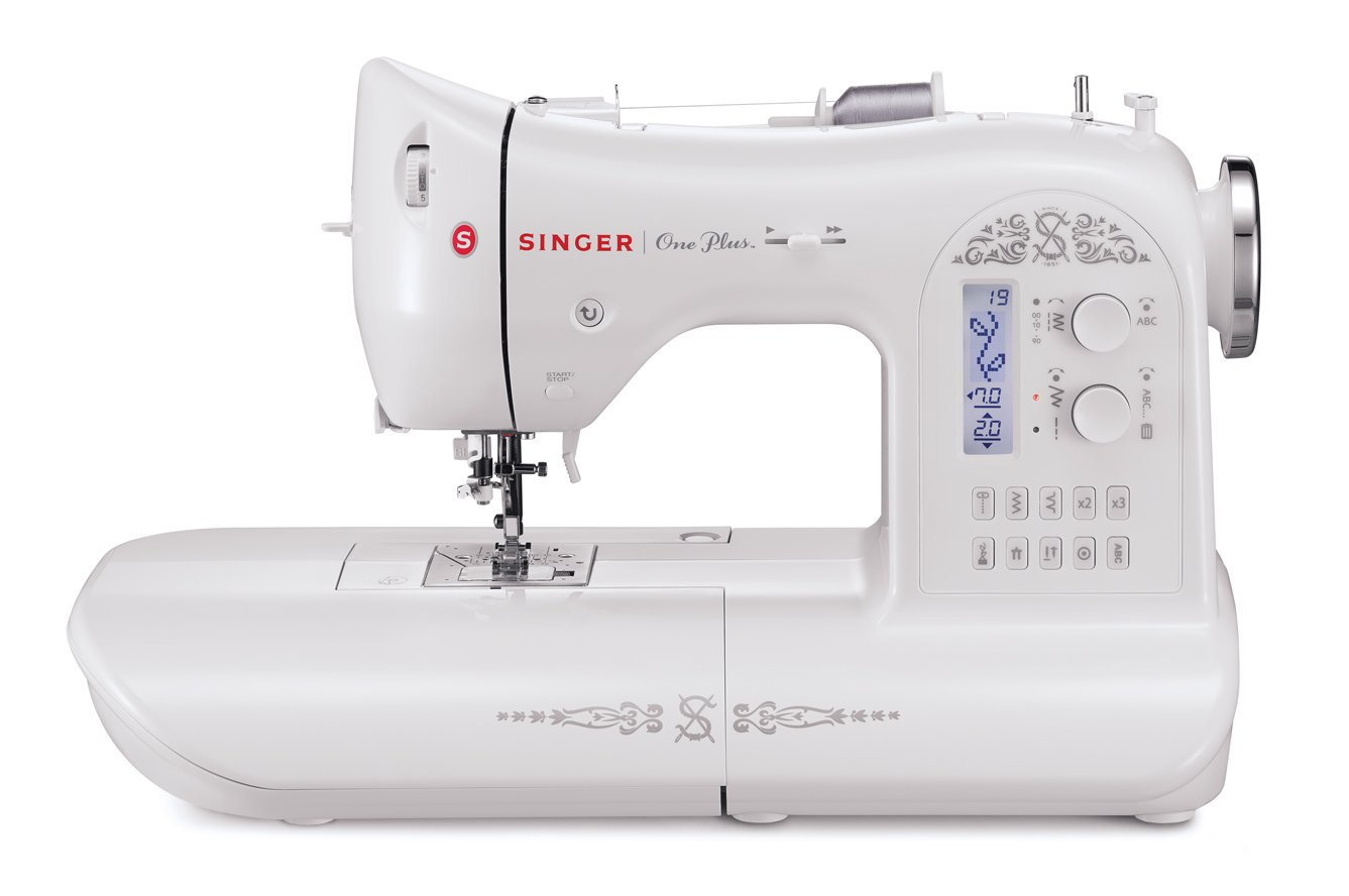 SINGER One Plus 221-Stitch Computerized Sewing Machine