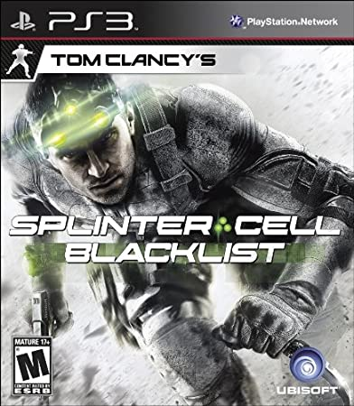 Tom Clancy's Splinter Cell Blacklist - Playstation 3