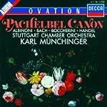 Pachelbel; Albinoni; J S Bach; Bocche...