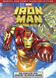 Marvel Iron Man: Complete Animated Series (3pc) [DVD] [Import]