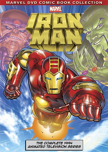 Iron Man: The Animated Series DVD Review