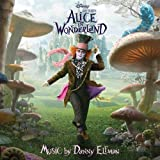 Tim Burton's Alice in Wonderland soundtrack
