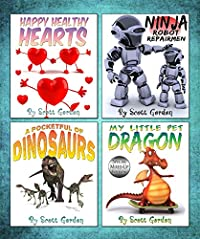 (FREE on 12/15) Four More Fantastic Bedtime Stories For Children 3-6 by Scott Gordon - http://eBooksHabit.com