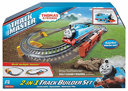 Thomas and Friends - Circuito 2 en 1 (Mattel CDB57)