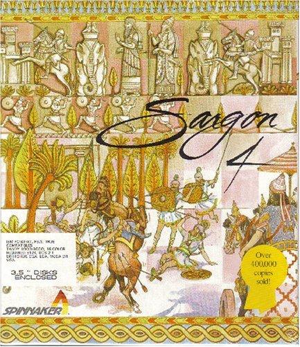 Sargon 4 - Computer Chess Game