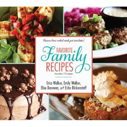 Favorite family recipes 365 days of slow cooking and pressure cooking a while back i had the pleasure of meeting erica when we were on the mormon channel together their cookbook just came out and it is awesome forumfinder Images