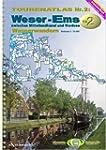 TourenAtlas Wasserwandern / TA2  Wese...