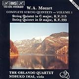 Mozart: Complete String Quintets, Vol. 1