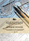 Japanese Designs (Artists' Colouring Books)