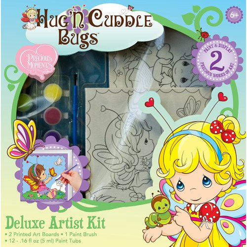 Precious Moments Deluxe Artist Kit - 1