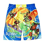 Teenage Mutant Ninja Turtles Swim Trunks Swim Shorts Little Boys XS (4-5)