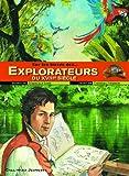 """Afficher """"Explorateurs du XVIIIe siècle"""""""