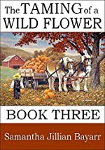 Amish Little Wild Flower: Book Three: The Taming of a Wild Flower