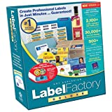 Nova Label Factory Deluxe 3 (PC)by Avanquest Software
