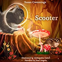 'Scooter' Audiobook by Susan Cummings Narrated by June Angela