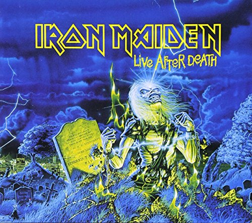 Iron Maiden - Live After Death (CD1) (Digita - Zortam Music