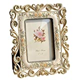Giftgarden Picture Frames - Beautiful Hollow up 4 x 6 Picture Frame for Table Top or Wedding Table Decor