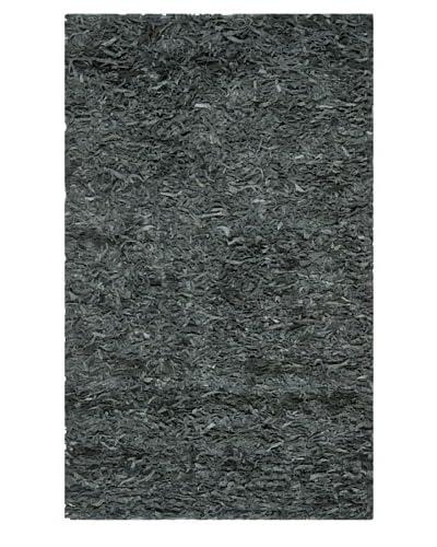 Safavieh Leather Shag Rug