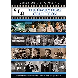 Gospel Films Archive Series: The Family Films Collection