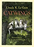 Catwings (0531057593) by Ursula Leguin