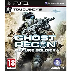 Tom Clancy's Ghost Recon : Future Soldier [import anglais]