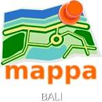 Carte Bali - Bali, Indonesia, Offline...