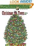 Creative Haven Christmas Trees Colori...