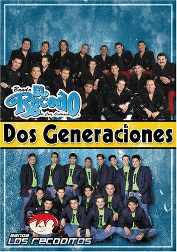 Banda El Recodo de Cruz Lizarraga/Banda Los Recodnos: Dos Generaciones