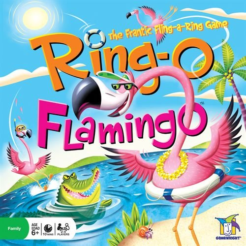 Ring-O Flamingo