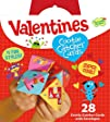 Peaceable Kingdom  Valentine Cootie Catcher Super Valentine