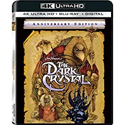 The Dark Crystal (Anniversary Edition) [4K Ultra HD + Blu-ray]
