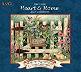 Lang Perfect Timing - Lang 2014 Heart & Home Wall Calendar, January 2014 - December 2014, 13.375 x 24 Inches (1001718)