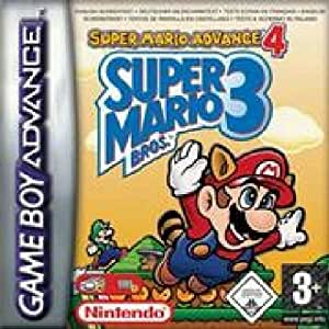 Super Mario Advance 4 - Super Mario Bros. 3