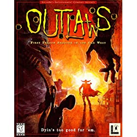Outlaws LucasArts preview 0