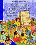 img - for The Essentials of Teaching Children to Read book / textbook / text book