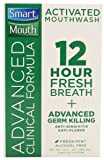 SmartMouth Advanced Clinical Formula Activated Mouthwash, Fresh Mint, 16 Ounce