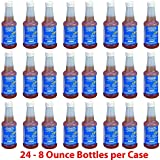 Stanadyne Performance Formula One Shot 8oz., Case of 24 Bottles Treats 30 gallons diesel fuel per Bottle